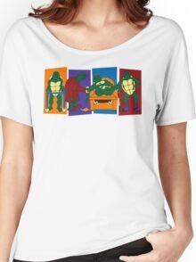 Elderly Mutant Retired Turtles Women's Relaxed Fit T-Shirt