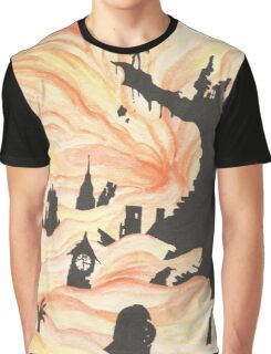 At the Edge Graphic T-Shirt