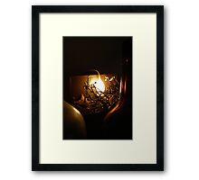 The Light~ Framed Print