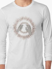 Lift Your Skinny Fists Like Antennas To Heaven Long Sleeve T-Shirt