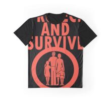 Protect And Survive Boy Graphic T-Shirt