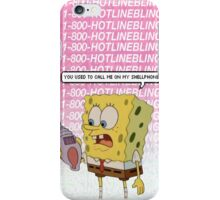 """""""you used to call me on my shellphone"""" iPhone Case/Skin"""