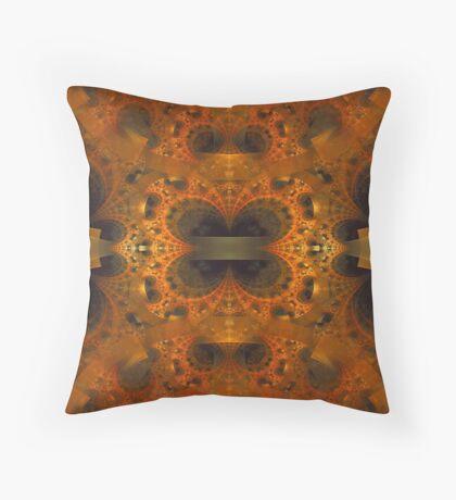 Into Dimension 4 Throw Pillow