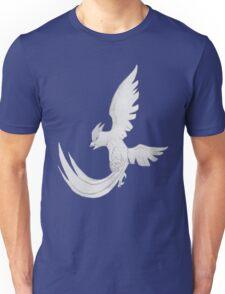 Articuno - B&W by Derek Wheatley Unisex T-Shirt