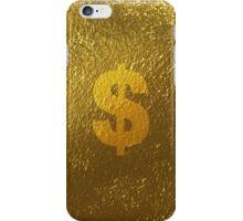 Gold iPhone Case/Skin