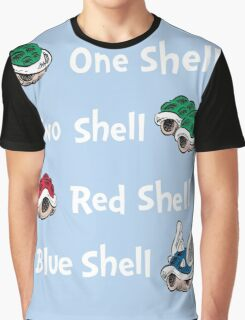 1 Shell 2 Shell Graphic T-Shirt