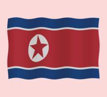 DPRK Flag Kids Clothes