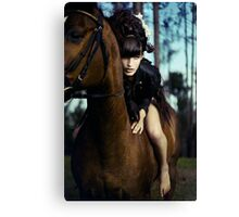 Saviour of the Pines Canvas Print