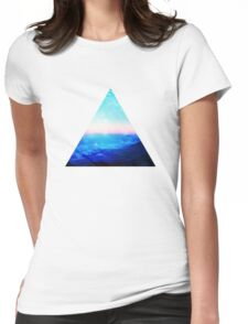 The Hidden world of Atlantis Womens Fitted T-Shirt