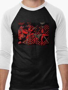 UGA GYMNASTICS Men's Baseball ¾ T-Shirt
