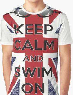 Swim London Graphic T-Shirt