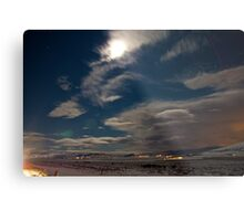 Icelandic Plains Metal Print