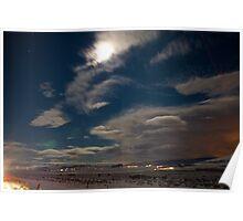Icelandic Plains Poster
