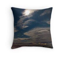 Icelandic Plains Throw Pillow