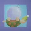 Cristmas Turtle by Koekelijn
