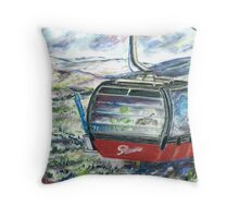 Stowe Gondola Throw Pillow