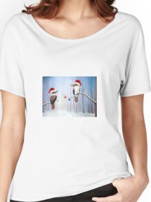 The Christmas Party - Kookaburras Women's Relaxed Fit T-Shirt