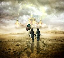 The Circus by Smudgers Art