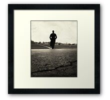 ''The Long Way Home'' Framed Print