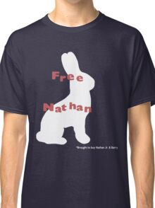 Free Nathan Classic T-Shirt