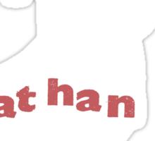 Free Nathan Sticker