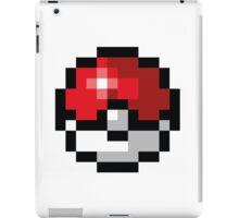 Pixel art Pokeball iPad Case/Skin