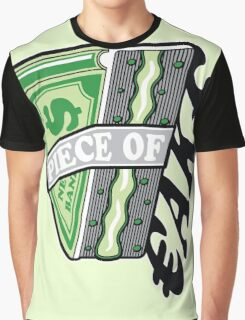 Piece of Cake Graphic T-Shirt
