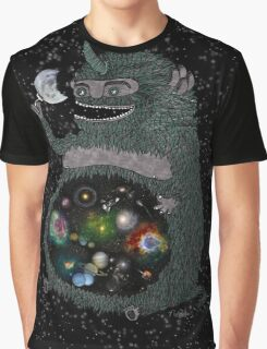 SPACE JUNKIE Graphic T-Shirt