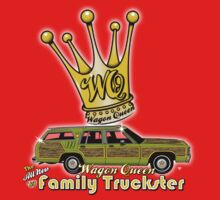 The Wagon Queen Family Truckster Kids Tee