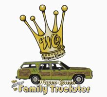 The Wagon Queen Family Truckster One Piece - Long Sleeve