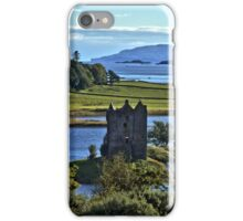 Caisteal an Stalcaire iPhone Case/Skin