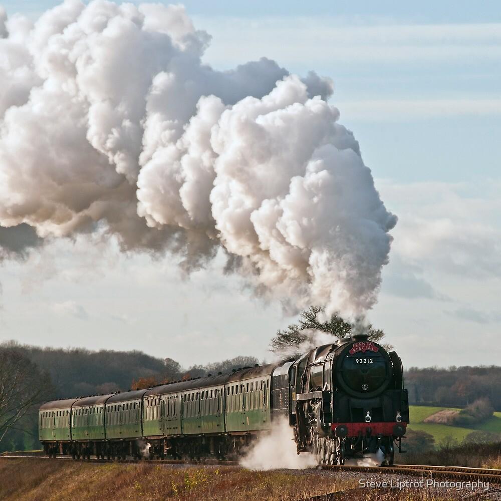 Mid-Hants Railway by Steve  Liptrot