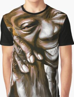 LOUIS ARMSTRONG.  Graphic T-Shirt