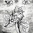 (Bug) War page 3 by PieterDC