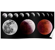 Total Lunar Eclipse, December 2011 Poster