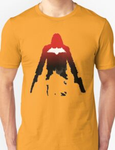 Red Hood Past Silhouette T-Shirt
