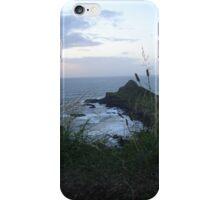 Irish sea iPhone Case/Skin