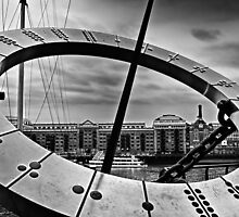 Butlers Wharf by Asif Patel