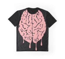 Brain melt - vector illustration of melting brain! Graphic T-Shirt