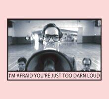Too Darn Loud Baby Tee
