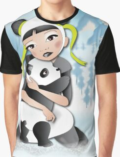 Twisted - Wild Tales: Funi and the Panda Graphic T-Shirt
