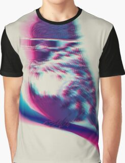 Bird Hair Day Graphic T-Shirt