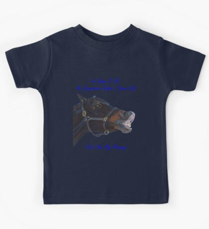 I'm Going To Be An Equestrian - Kids & Toddler T-Shirts & Clothing Kids Tee
