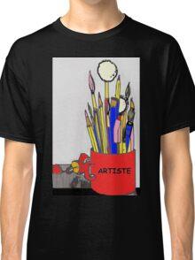 ARTISTE TOOLS Classic T-Shirt