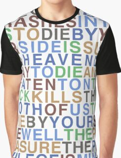 There  Is A Light That Never Goes Out - The Smiths Graphic T-Shirt