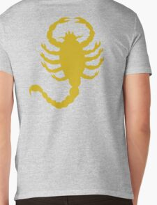 DRIVE SCORPION (GOLD) Mens V-Neck T-Shirt