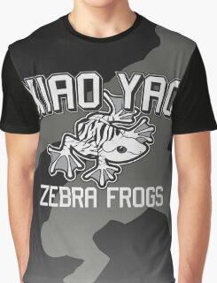 Xiao Yao Zebra Frogs Graphic T-Shirt
