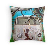 Kombi Creation Throw Pillow