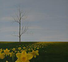 Spring again by Joe Fogarty