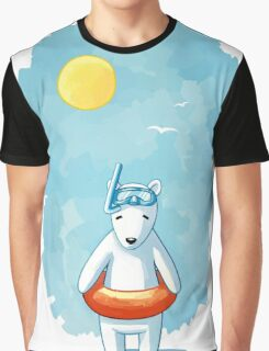 Polar Beach 2 Graphic T-Shirt